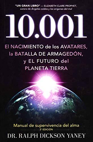 Libro : 10.001: El nacimiento de los Avatares, la batalla...