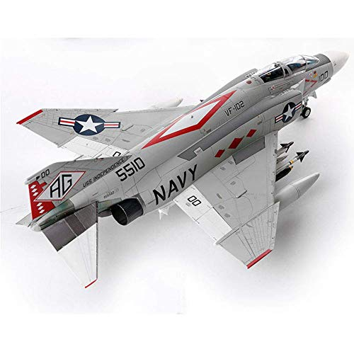 (Academy Hobby Model Kits Scale Model : Airplane & Jet Kits (1/48 F-4J VF-102 Diamondbacks))