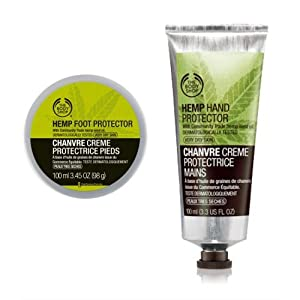 The Body Shop Hemp Hand Cream Protector 100ml+The ...