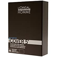 Loreal Professionnel Homme Cover 5 Hair Colour Gel - 7 Blonde by Unknown