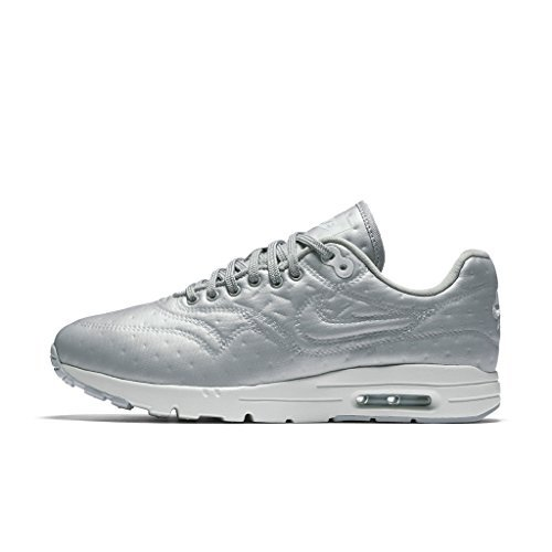 NIKE Air Max 1 Ultra PRM JCRD Womens Running Trainers 861656 Sneakers Shoes (UK 3.5 US 6 EU 36.5, Metallic Silver 002)