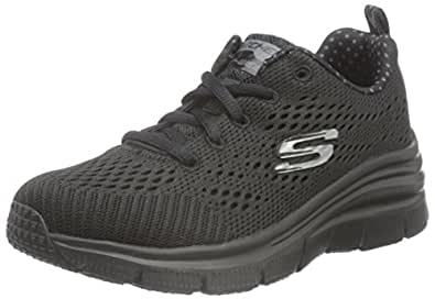 Skechers (Skees) Fashion FIT-Statement Piece - Zapatillas de Deporte para  Mujer,