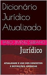 Dicionário Jurídico Atualizado