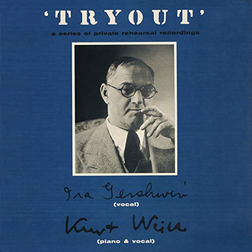 Tryout (a Series of Private Re...