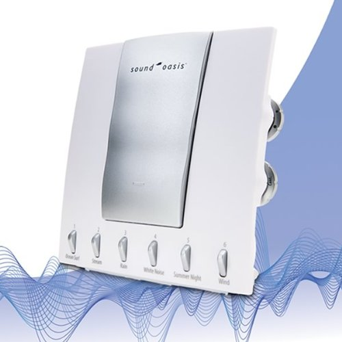 Oasis System - Sound Oasis S-550-05 Sound Therapy System