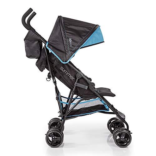 Summer Infant 3Dmini Convenience Stroller (Blue/Black)