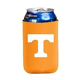 NCAA Tennessee Volunteers Flat Drink Coozie