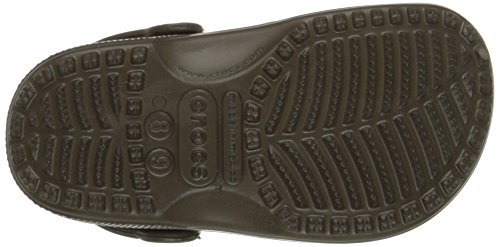 Crocs Classic Kids, Sabots Mixte Enfant Marron (Chocolate)