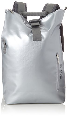 BREE Punch 712 Backpack Rucksack S Silber (Silver) DkmqZyc