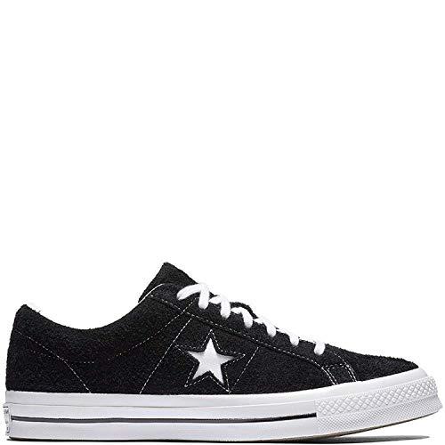 Unisex Chuck Ox 9563 Core Taylor Black Lea Sneaker Converse Adulto white 6qYpa