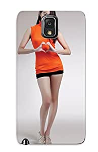 Catenaryoi Series Skin Case Cover Ikey Case For Galaxy Note 3(uee After School)