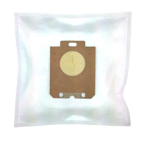 20 sacs en microfibre pour Electrolux Z 2035 Clario Duo Clean