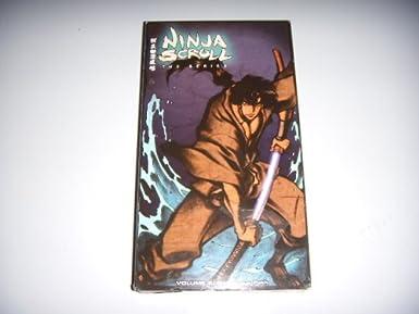 Amazon.com: Ninja Scroll 2: Series - Dangerous Path [VHS ...