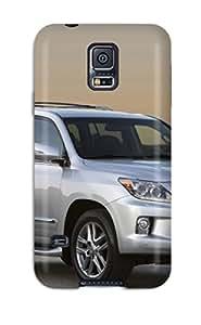 New Galaxy S5 Case Cover Casing(lexus Lx 570 11)