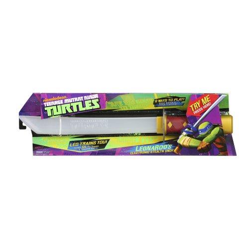Playmates 92061 Teenage Mutant Ninja Turtles Leonardo's Electronic Stealth Sword