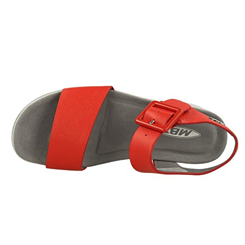 2 Røde Kvinde Armbånd Med Sandal Manni W Mbt 8f4x4v6