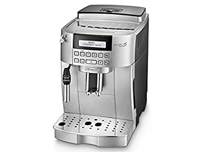 DeLonghi ECAM22320 Bean to Cup Super Fully Automatic Italian Espresso Coffee Machine with Cappuccino System