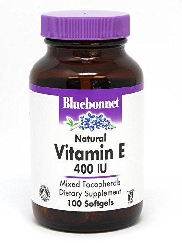 BLUEBONNET Nutrition Vitamin E 400 IU Mixed