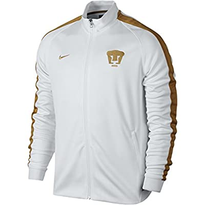 Nike Men's Pumas UNAM N98 Authentic Track Jacket 2015/16 703727-100 (XL) for sale
