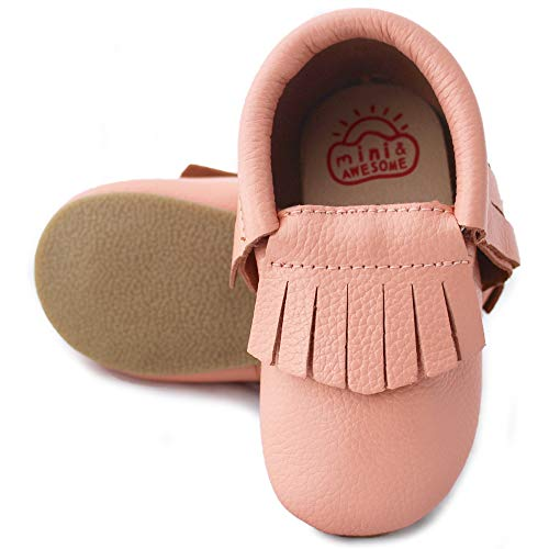 Awesome Shoes For Girls - Toddler Moccasins Slippers Girls Boys Leather