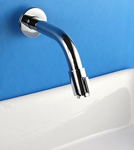 AWXJX Mixer Water Tap Laundry pool copper Extended Into the wall Mop pool