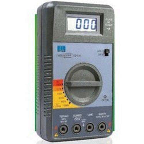 Motwane D2K-M – 1 KV Multi Voltage 2 Go Rechargeable Battery Operated Insulation Tester