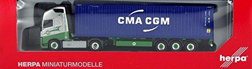 1/87 ボルボ FH Gl .コンテナセミトレーラー `EKB Container Logistik / CMA / CGM` 305440