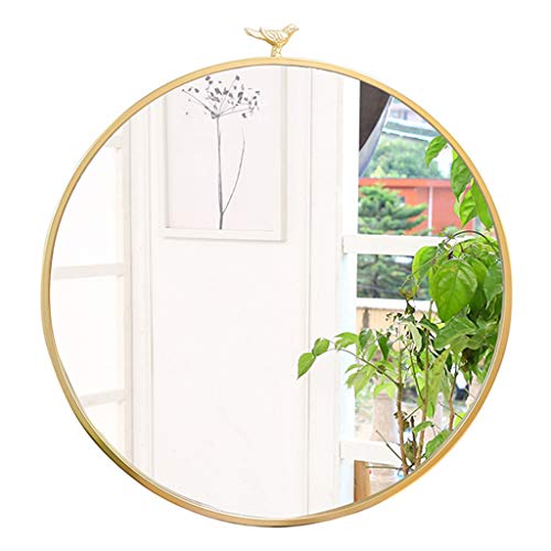 enlightening sign decor.htm amazon com wall hanging circle home living room vanity mirrors  circle home living room vanity mirrors