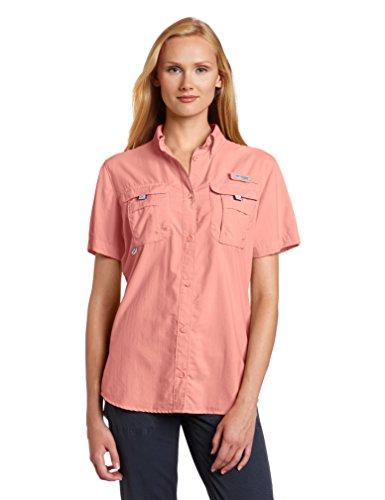 Columbia Womens Bahama Short Sleeve