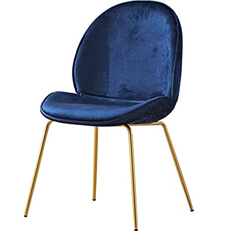 Amazon.com - GreenForest Accent Chairs Modern Velvet Living ...