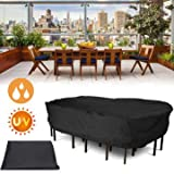 Patio Furniture Winter Cover - 1PCs