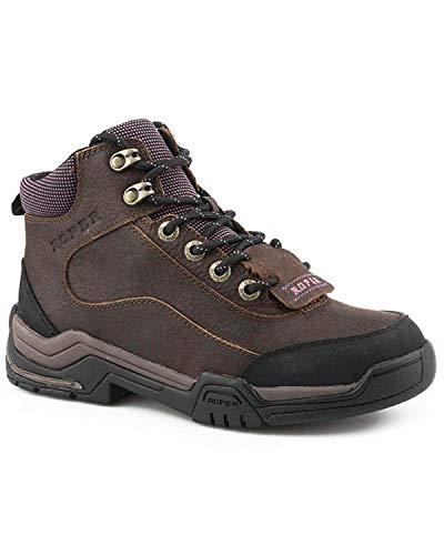 - ROPER Women's Terra Hiking Shoe, Brown, 10.5 D US