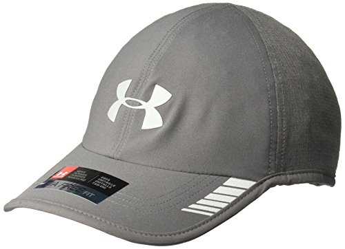 Under Armour Men's Launch ArmourVent Cap, Charcoal , One Size by Under Armour