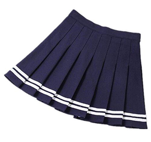 Sodhe - Jupe - Femme Bleu Bleu S Bleu