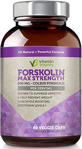 Vitamin Bounty – Forskolin 500mg – 60ct For Sale
