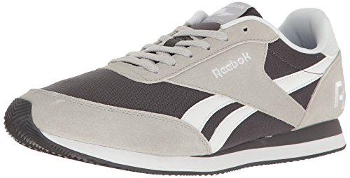 fashionable cheap online Reebok Men's Royal CL Jogger 2 RS Fashion Sneaker Lgh Solid Grey/Black/White cheap best place LRHq0