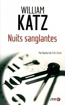 Nuits sanglantes par Katz