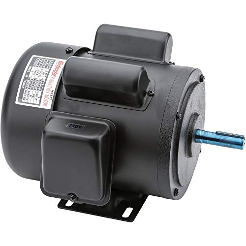 Grizzly H5377 Motor 3/4 HP Single-Phase 1725 RPM TEFC ()