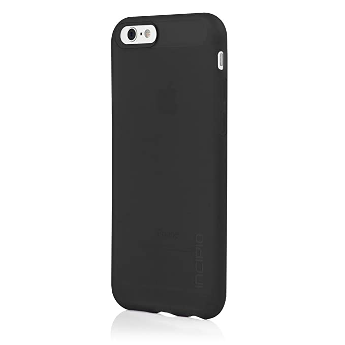 designer fashion 4739b 7a459 Incipio Carrying Case for Apple iPhone 6 - Retail Packaging - Black
