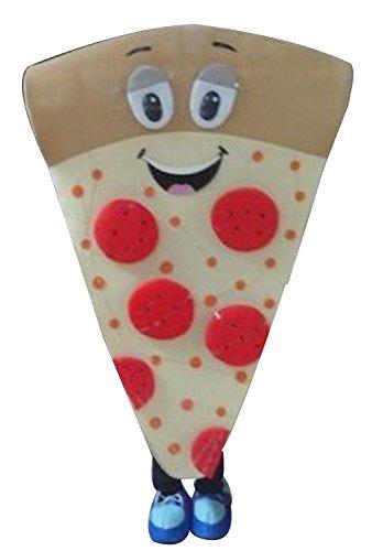 [Dim Sum Pizza Fancy Cake Walking Cartoon Characte Christmas Halloween ( Size : Small(160-170)cm )] (Dim Sum Costume)