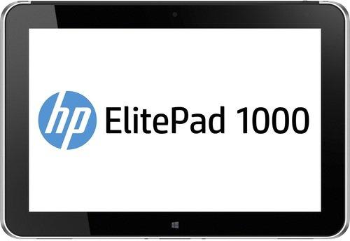 (HP ElitePad 1000 G2 W4W10UA Tablet PC - Intel Atom Z3795 1.6 GHz Quad-Core Processor - 4 GB LPDDR3 SDRAM - 128 GB Solid State Drive - 10.1-inch Touchscreen Display - Windows (Renewed))