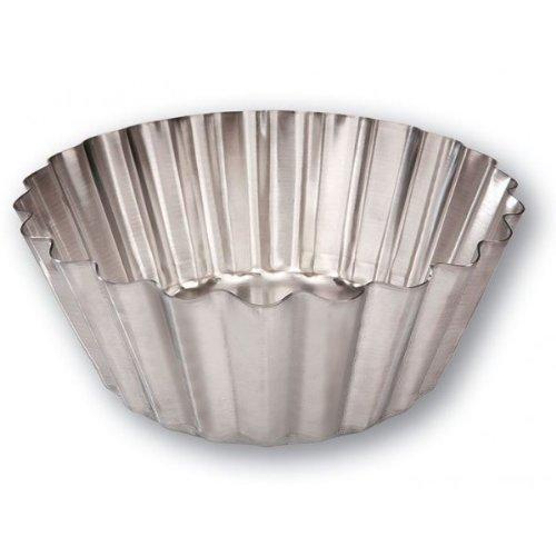 Molde de horno de aluminio PENTALUX forma Baba s/Cono Donut Tarta Flan Rustici - Diámetro cm.30 - H cm.10.5: Amazon.es: Hogar