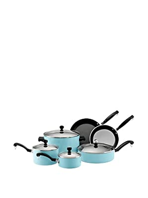 Farberware Classic Colors 12-Piece Cookware Set