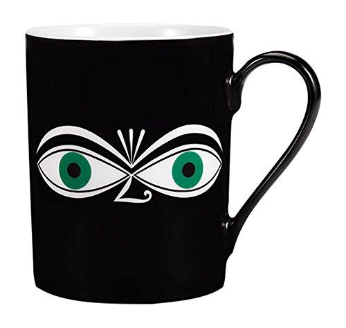 Alexander Girard Eyes Coffee Mug Green Alexander Girard, 1971