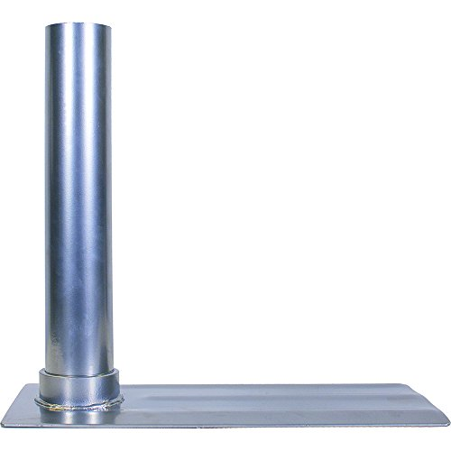 - Tire Mount for Large Diameter Portable Flagpole