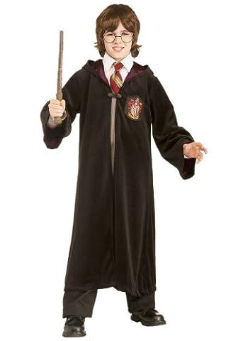 Harry Potter Premium Robe Costume - Medium (Harry Potter 7 Deluxe)