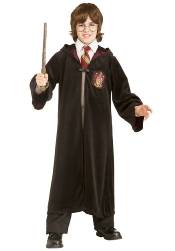 Rubie's Big Boys' Authentic Harry Potter Costume - L]()