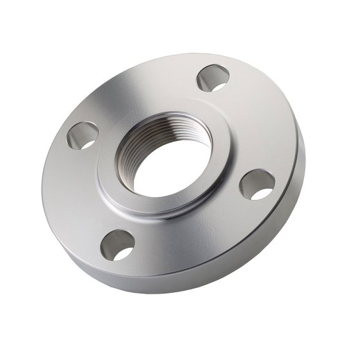 Stainless Steel 316/316L Pipe Fitting, Flange, Threaded, Class 150, 1