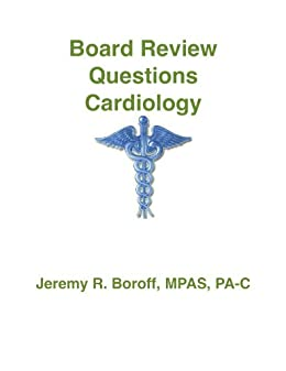 Review Questions Cardiology Jeremy Boroff ebook product image