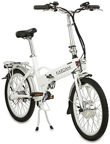 Bicicleta plegable eléctrica Kardani de Aktivelo, con accionamiento cardán, cambio de buje Shimano Nexus de 7